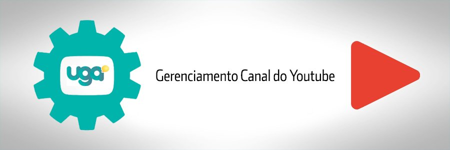 Gerenciamento Canal Youtube